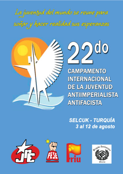 Afiche 22 CIJAA- Turquía