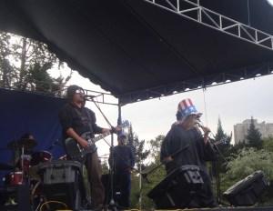 Enemigo Público solidarios con Marcelo Rivera