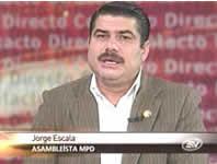 Jorge Escala visita a Marcelo Rivera