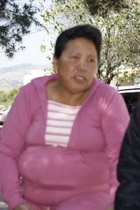 Norma Toro madre de Marcelo Rivera