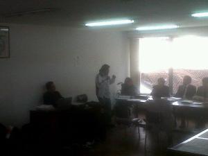Audiencia de Juzgamiento a Marcelo Rivera